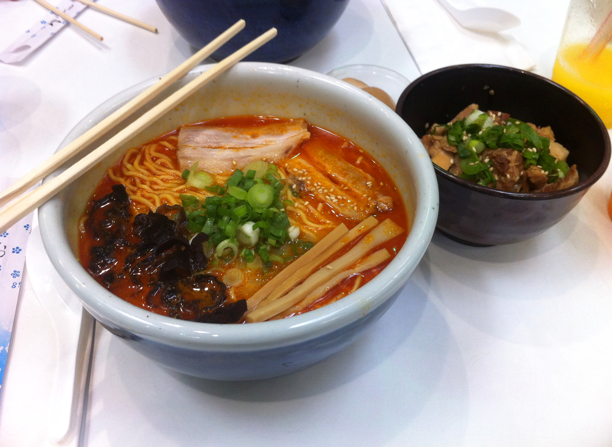 spicy-miso ramen Archives - FLAVORFUL JOURNEYS