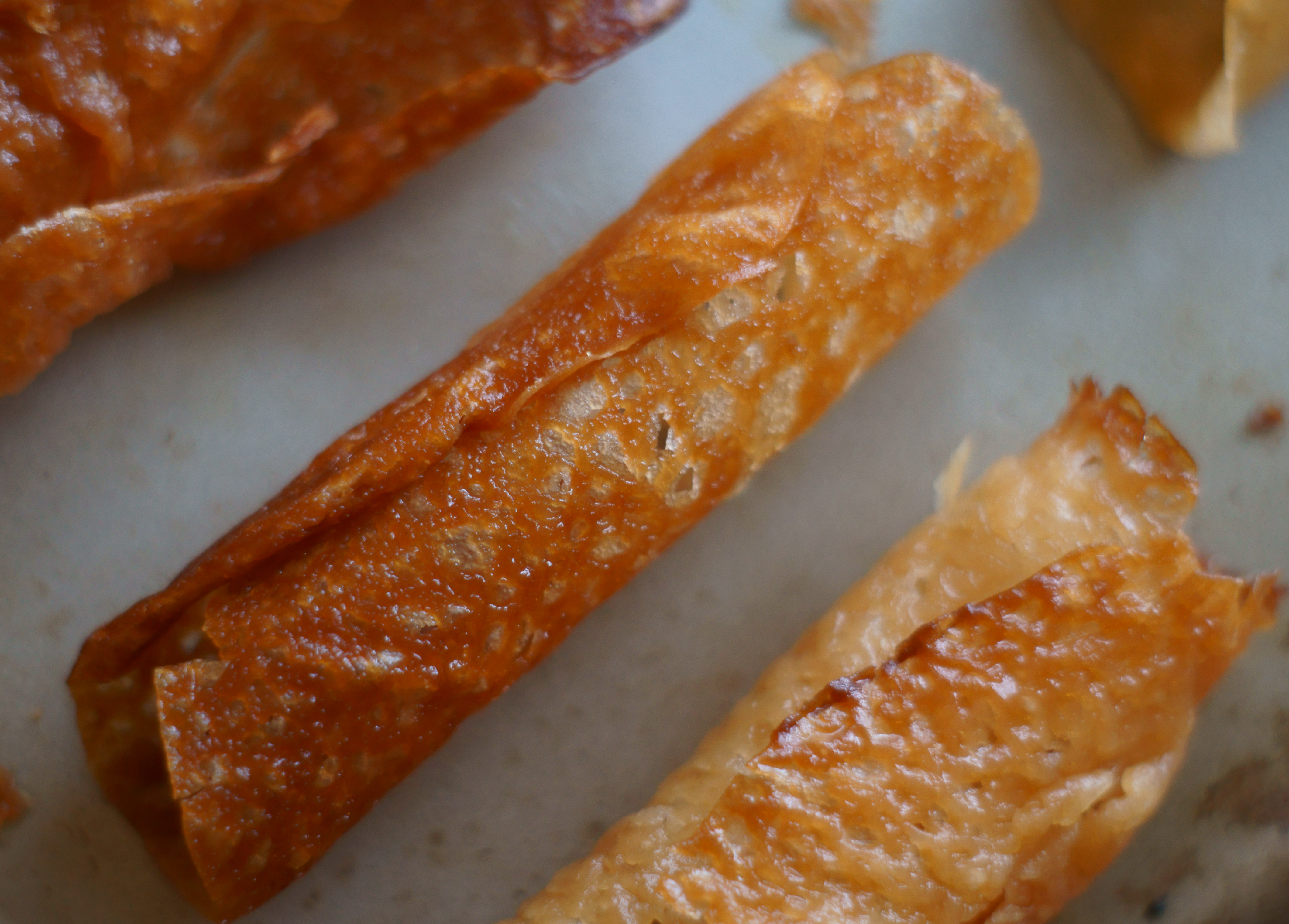 Brandy Snaps with Cream | Flavorful Journeys World Cuisine