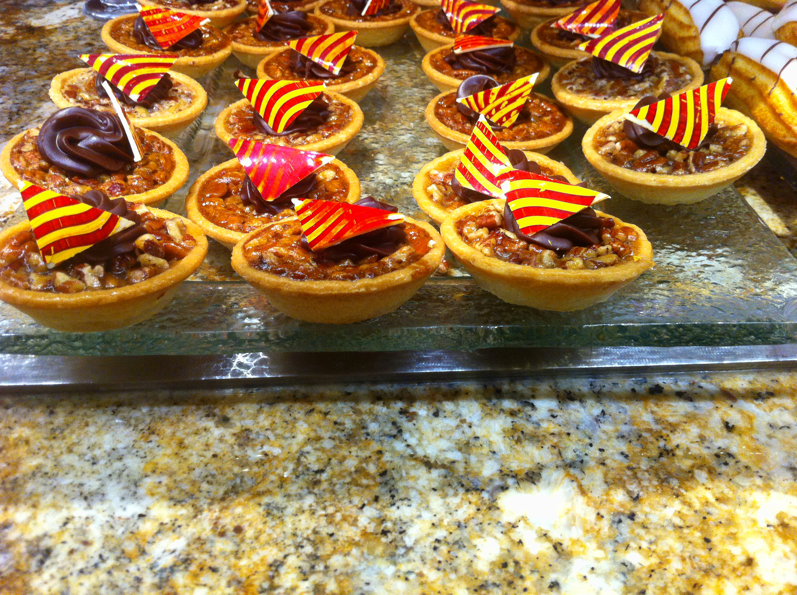 Miraculous Pecan Pies At The Bellagio Las Vegas Flavorful Download Free Architecture Designs Intelgarnamadebymaigaardcom
