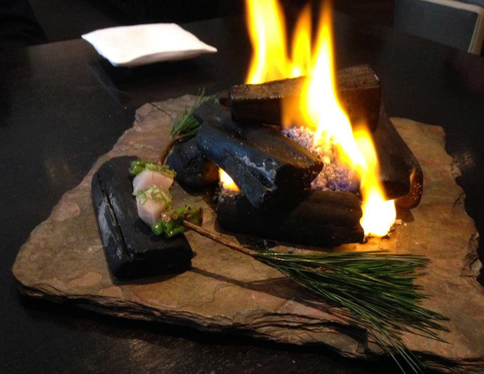 Eating At Alinea A Magical Dining Experience Flavorful