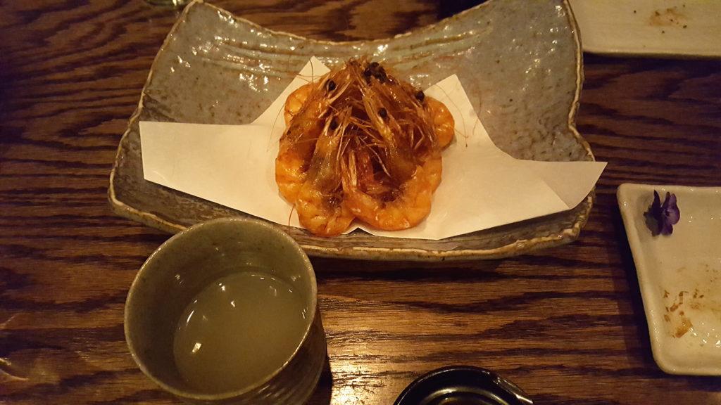 Raku's Crispy Fried Shrimp Appetizer (an à la carte item)