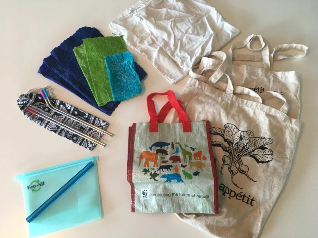 Green Alternatives to Single-Use Plastics